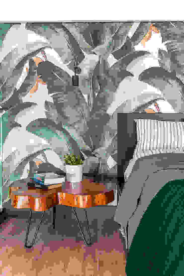 Modern Bedroom by GSK дизайн интерьера спб, проектирование и реаизация Modern