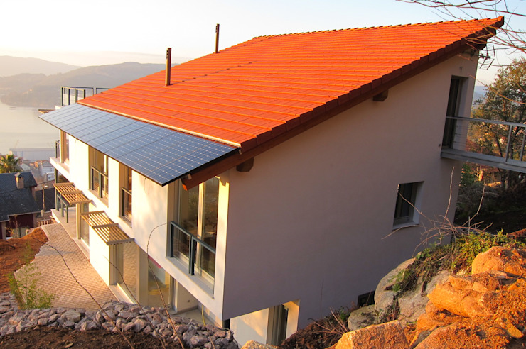 BMI GROUP Villas Ceramic Red