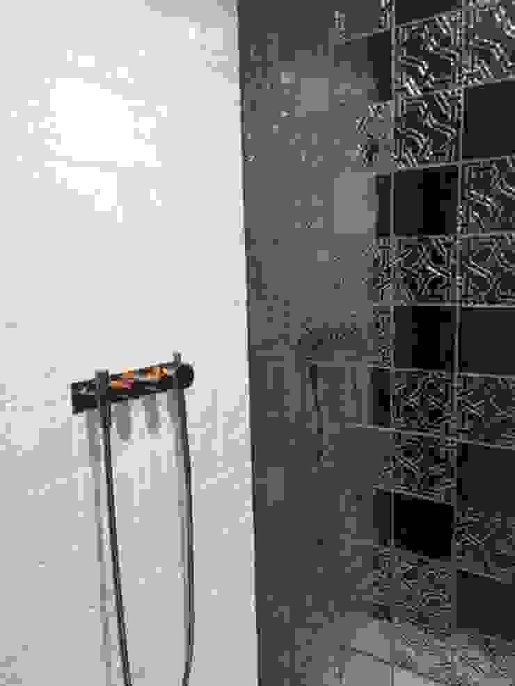 Domenico Mori Eclectic style bathroom