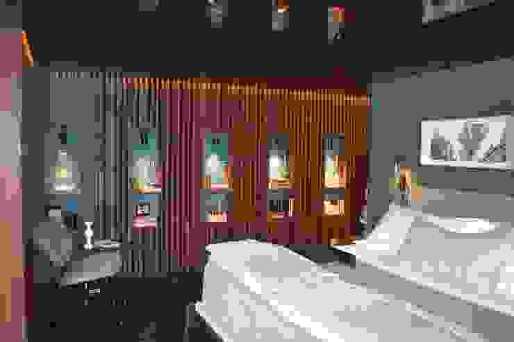 Design House Celosía FINE FLOORS Dormitorios clásicos Madera