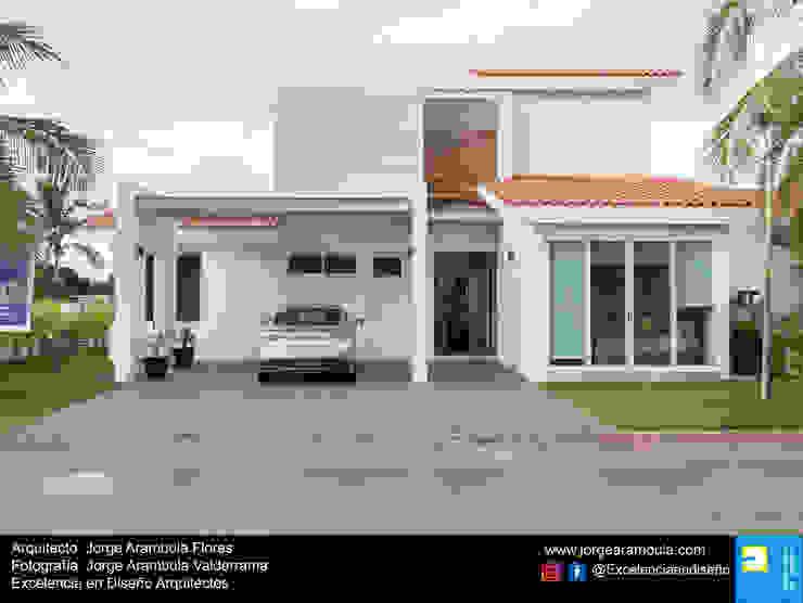 Casa Alejandra Casas modernas de Excelencia en Diseño Moderno