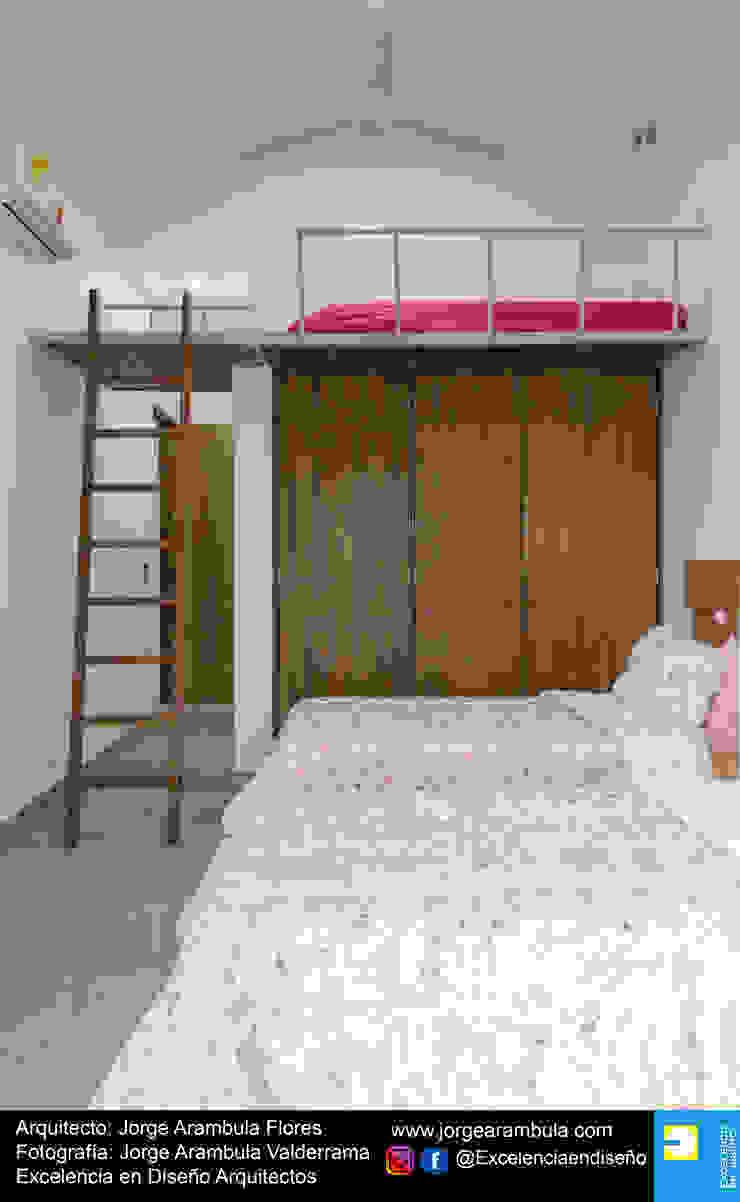 Casa Alejandra Dormitorios infantiles modernos de Excelencia en Diseño Moderno