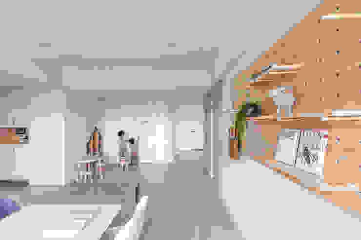 光合森林 根據 寓子設計 北歐風