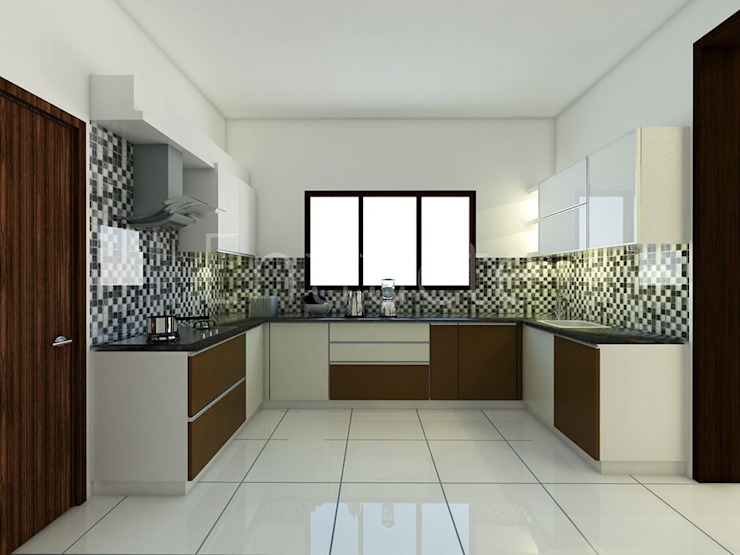 Kitchen Entracte Asian style kitchen