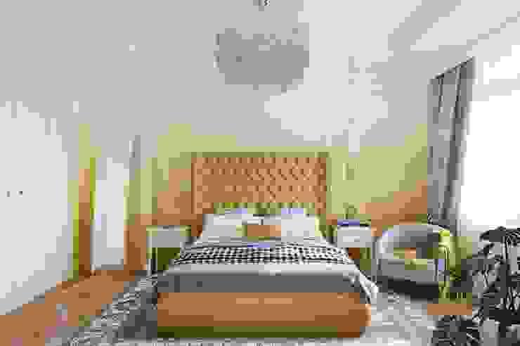 Хамовники Спальня в классическом стиле от o2designmoscow Классический