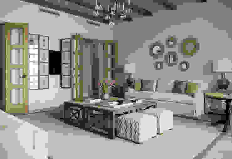MARION STUDIO Living room