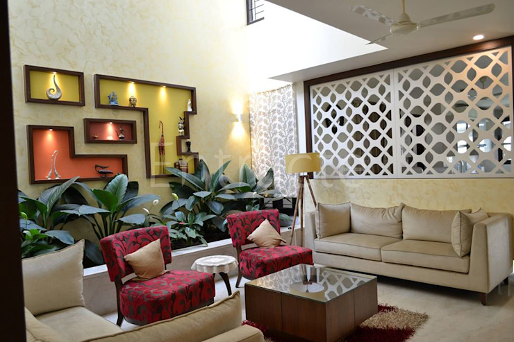 Living Room Entracte Modern Living Room