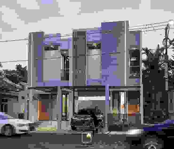 Rajj House - Bapak Raji - Kutai, Kartanegara Oleh Rancang Reka Ruang Industrial Beton