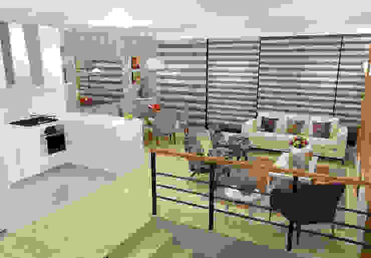 Omar Interior Designer Salas modernas de Omar Interior Designer Empresa de Diseño Interior, remodelacion, Cocinas integrales, Decoración Moderno Aglomerado