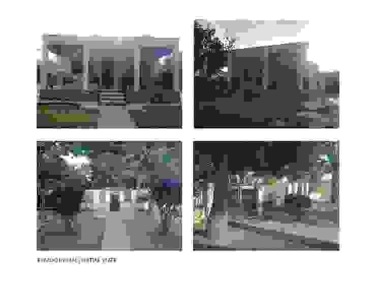 Estado inicial (antes) de LLIBERÓS SALVADOR Arquitectos Rústico