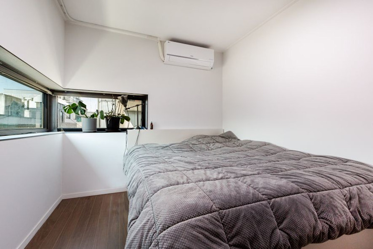 3층_아늑함이 위주, 침실 모던스타일 침실 by 한글주택(주) 모던