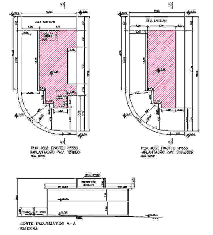 Aprovação de Prefeitura Parro Engenharia e Projetos Pavimentos