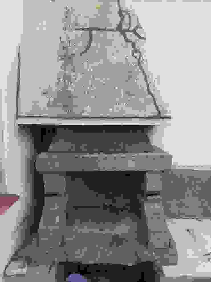 Restauración de barbacoa Joaquín torres lopez