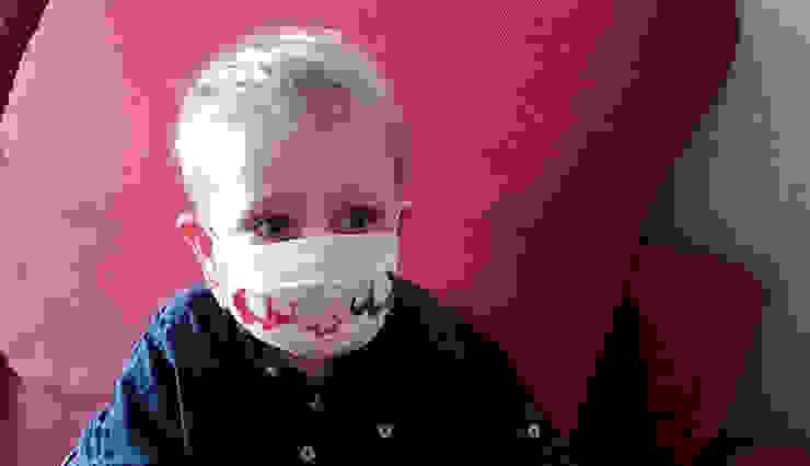 DIY-Maske: Elefantenparade für Kids ab-design GmbH Jugendzimmer