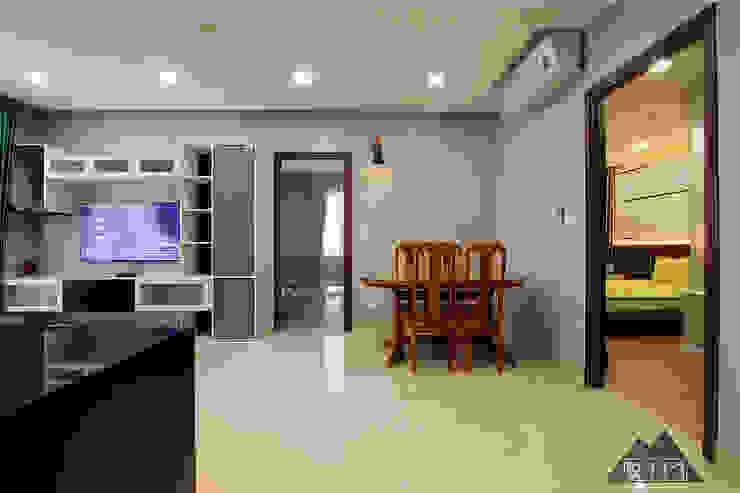 Modern Dining Room by Công ty trang trí nội thất RIM Decor Modern