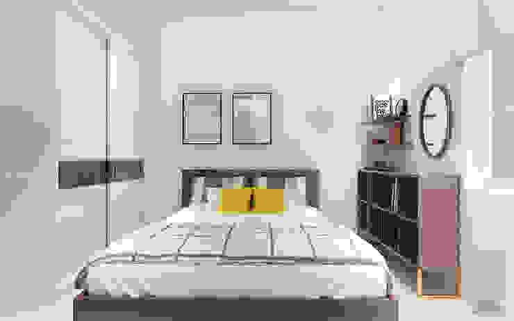 Thiết kế nội thất căn hộ Lexington Apartment bởi Công ty trang trí nội thất RIM Decor Kinh điển