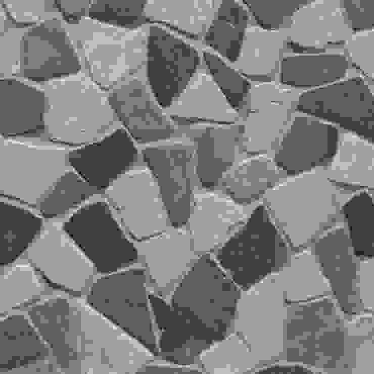 Mozaïektegels Pedra 30x30cm : modern  door Maxaro, Modern Keramiek