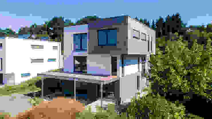 Einfamilienhaus - Traum-Lage mit Traum-Blick Lebensraum Gestaltung Holzhaus Holz Grau