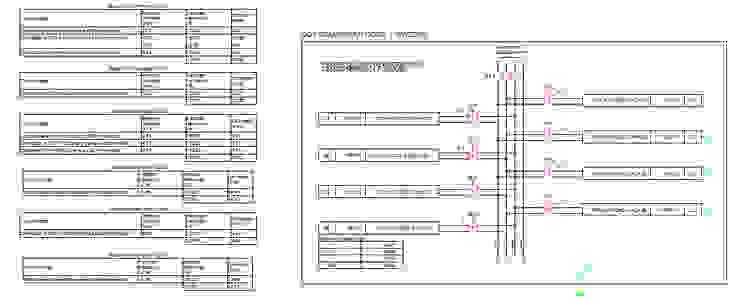Projeto Elétrico - Quadros de Demanda e Diagrama Multifilar Parro Engenharia e Projetos