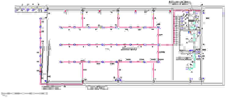 Projeto Elétrico - Distribuição Elétrica Parro Engenharia e Projetos