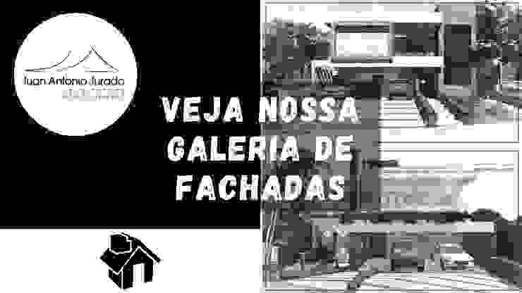 Galeria de Fachadas Casas modernas por Juan Jurado Arquitetura & Engenharia Moderno