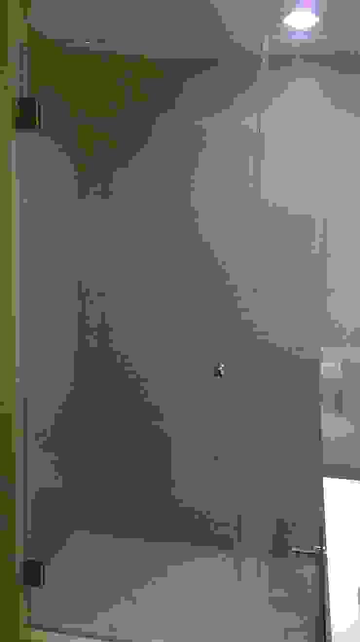 Merkalum Bagno minimalista Vetro
