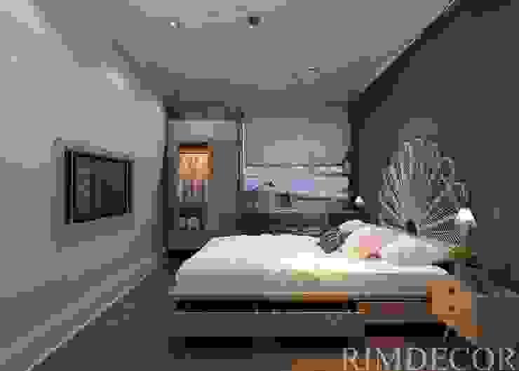 Thiết kế nội thất căn hộ Vista Verde Apartment bởi Công ty trang trí nội thất RIM Decor Mộc mạc