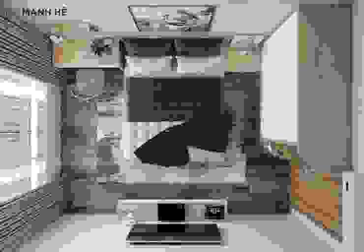 Cách sắp xếp nội thất phòng ngủ khoa học bởi Công ty TNHH Nội Thất Mạnh Hệ Hiện đại