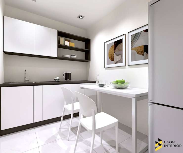 Modern Dining Room by Bcon Interior Modern