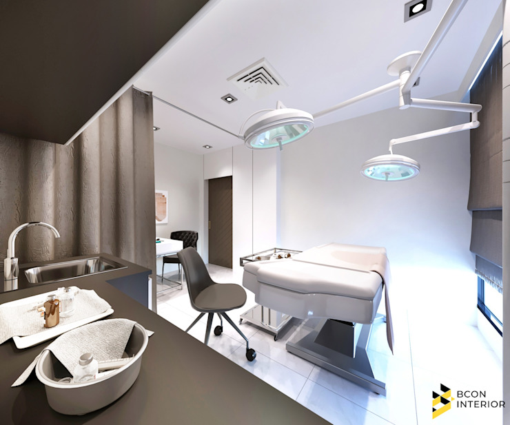 CUTIS Clinic Bcon Interior ห้องสันทนาการ