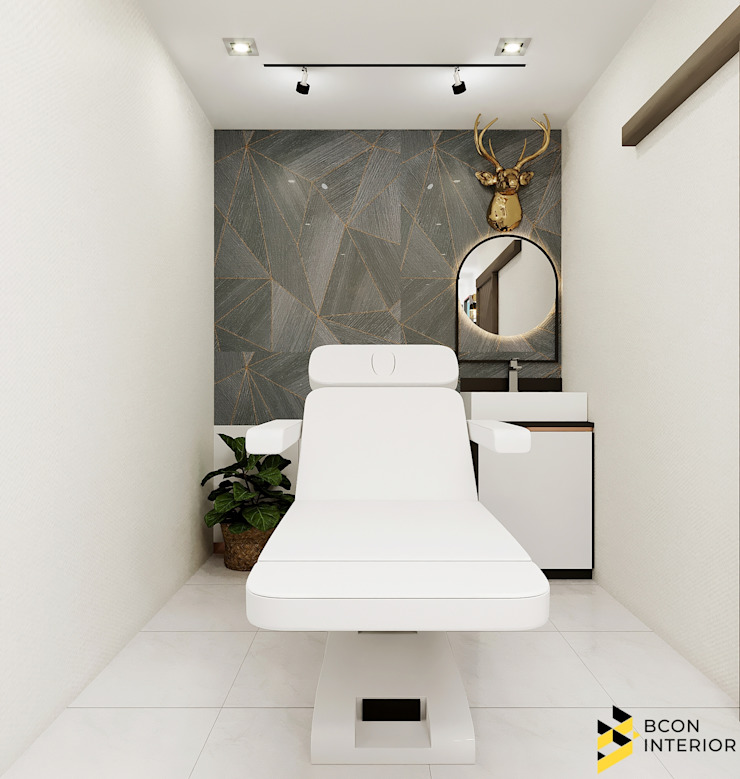 CUTIS Clinic Bcon Interior สปา