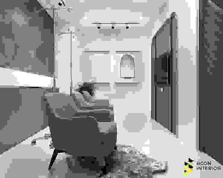 CUTIS Clinic Bcon Interior ห้องนั่งเล่น