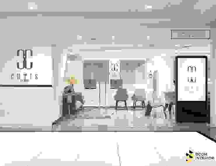 CUTIS Clinic Bcon Interior กำแพง