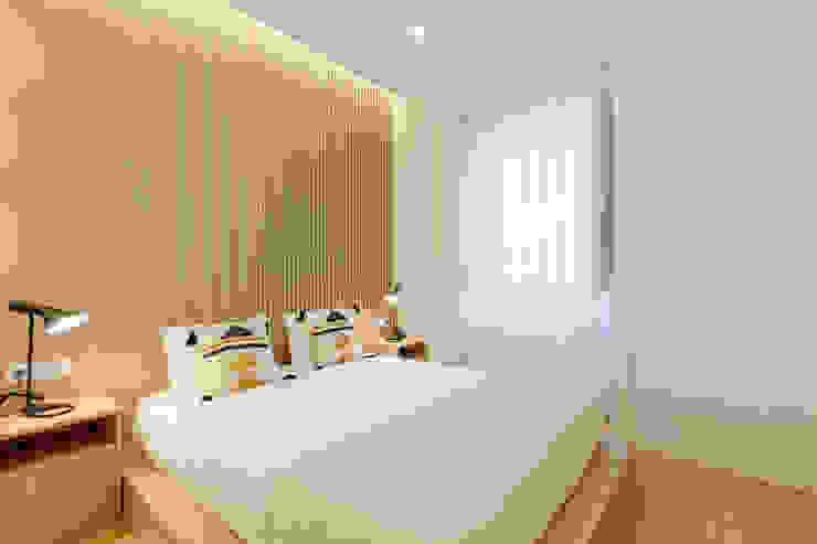 Apartamento Principe Real- Lisboa, Portugal Casas minimalistas por GGArqui Minimalista