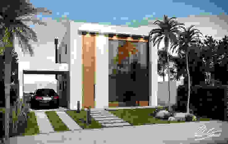 Paulo Stocco Arquiteto Rumah Minimalis
