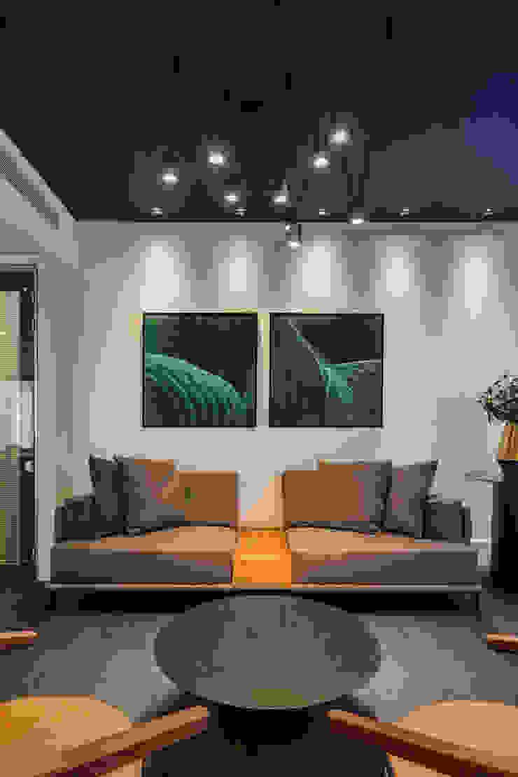 Arquitetura Sônia Beltrão & associados Commercial Spaces Wood Blue
