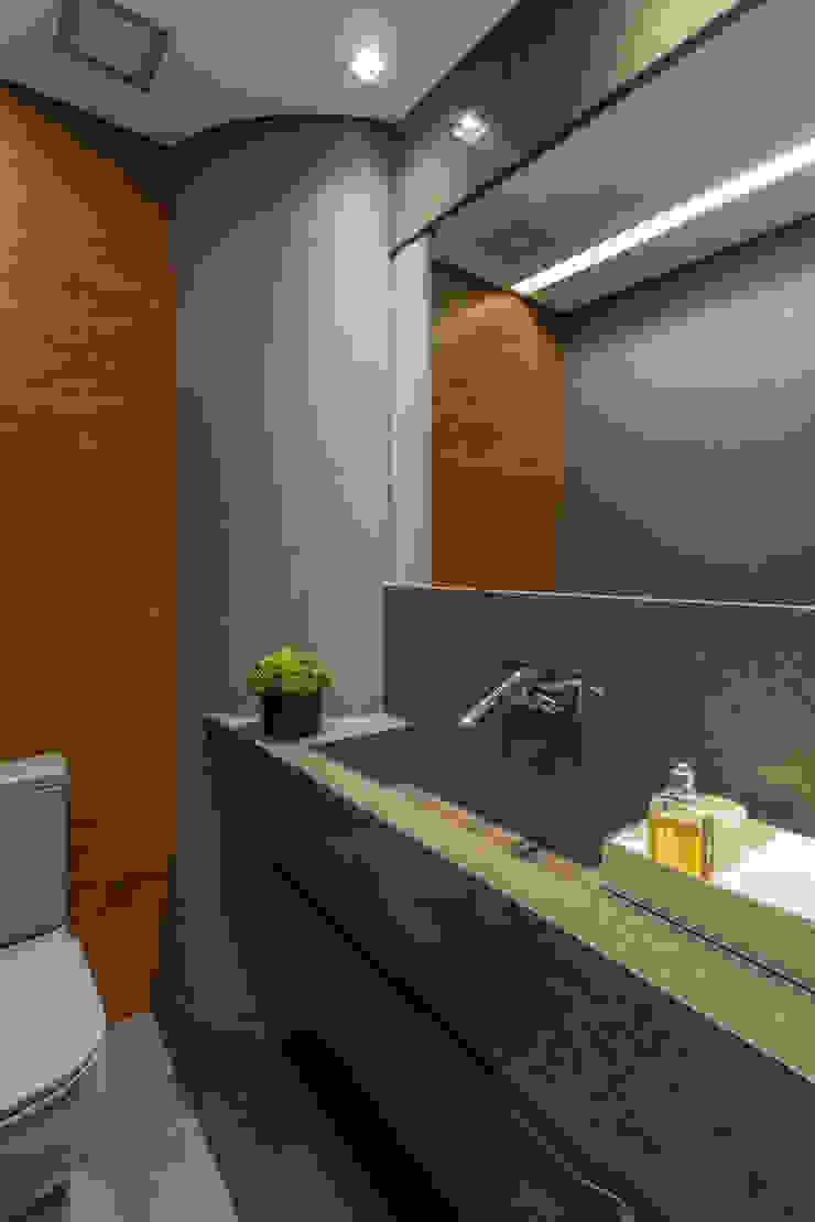 Arquitetura Sônia Beltrão & associados Commercial Spaces Stone Grey