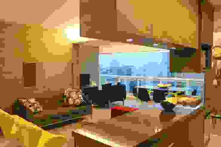 Depois da Reforma: Novo escritório por Marcos Takiguthi Arquiteto
