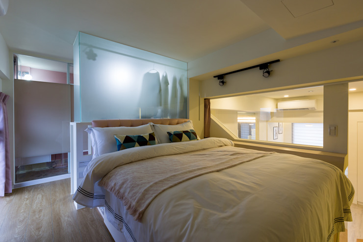 小空間 也能有大利用 更衣間 不是夢想 根據 法柏室內裝修設計 日式風、東方風