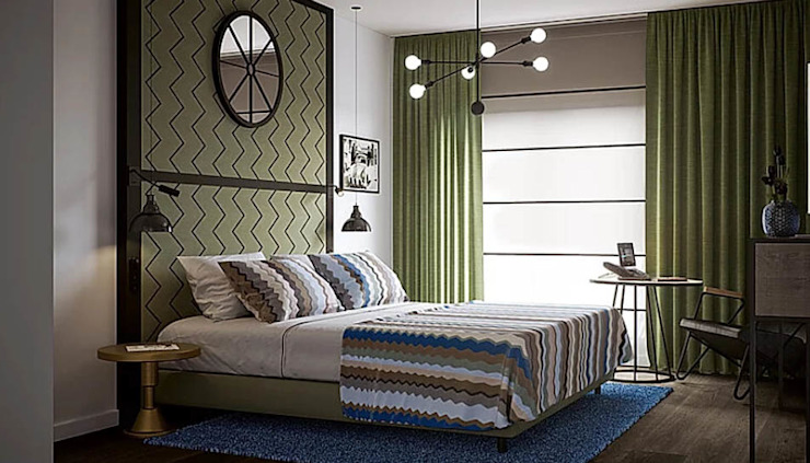 Zimmer - Interiordesign & Hoteldesign - Markus Hilzinger MARKUS HILZINGER Moderne Hotels