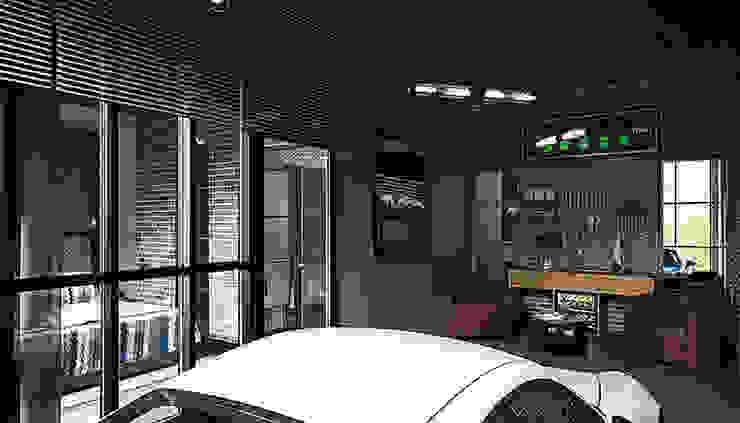 Suite - Interiordesign & Hoteldesign - Markus Hilzinger MARKUS HILZINGER Moderne Hotels