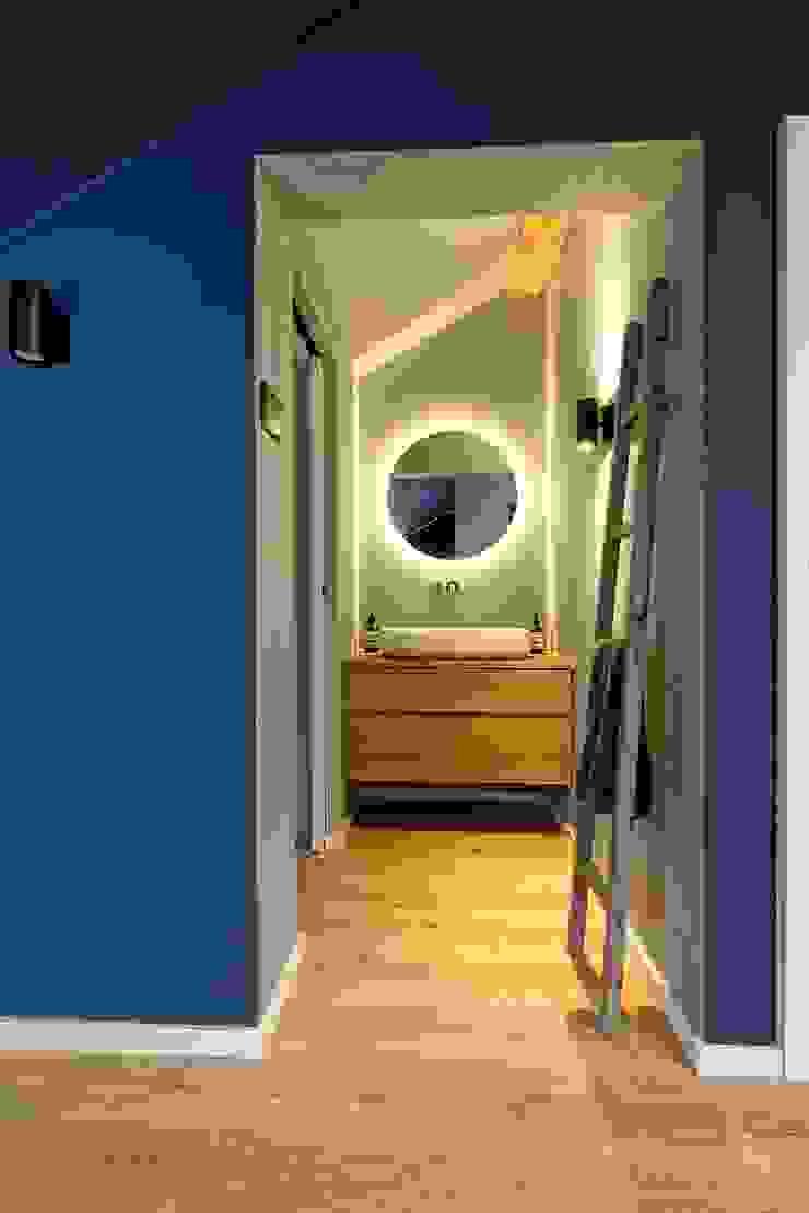 Waschtischsituation Heerwagen Design Consulting Moderne Badezimmer