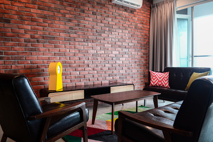 V-House Kerinthing Design Unit Living room