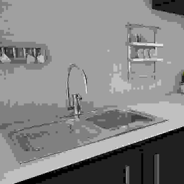 HELVEX SA DE CV KitchenSinks & taps