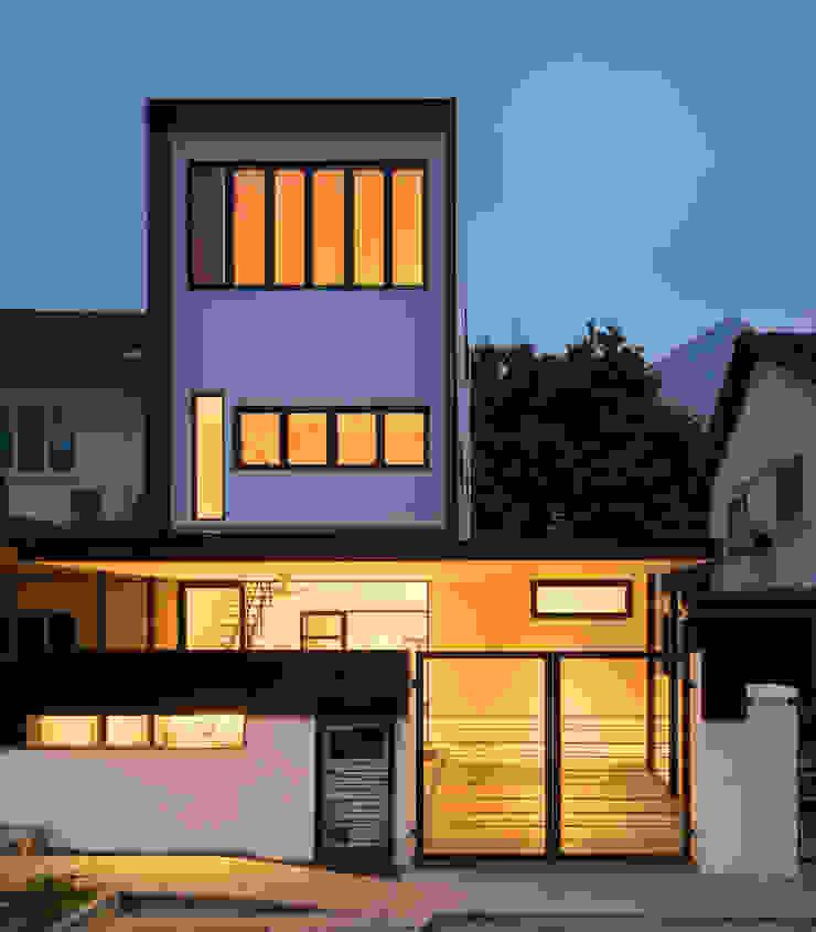 Frame House Atelier M+A Single family home