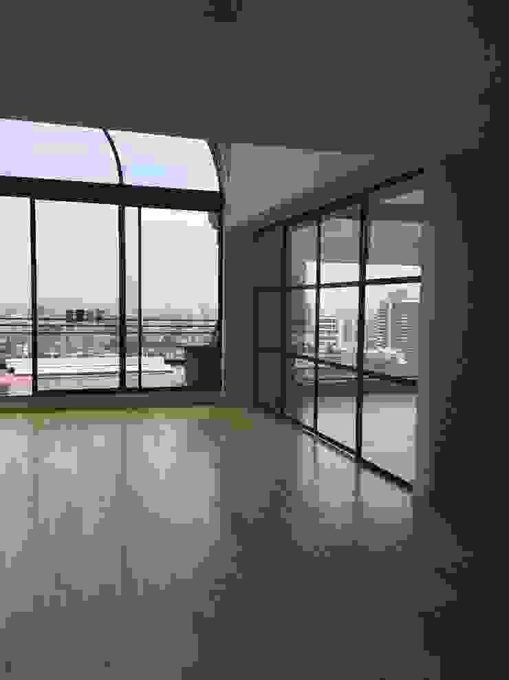 Salon Salas modernas de BSArquitectos Moderno