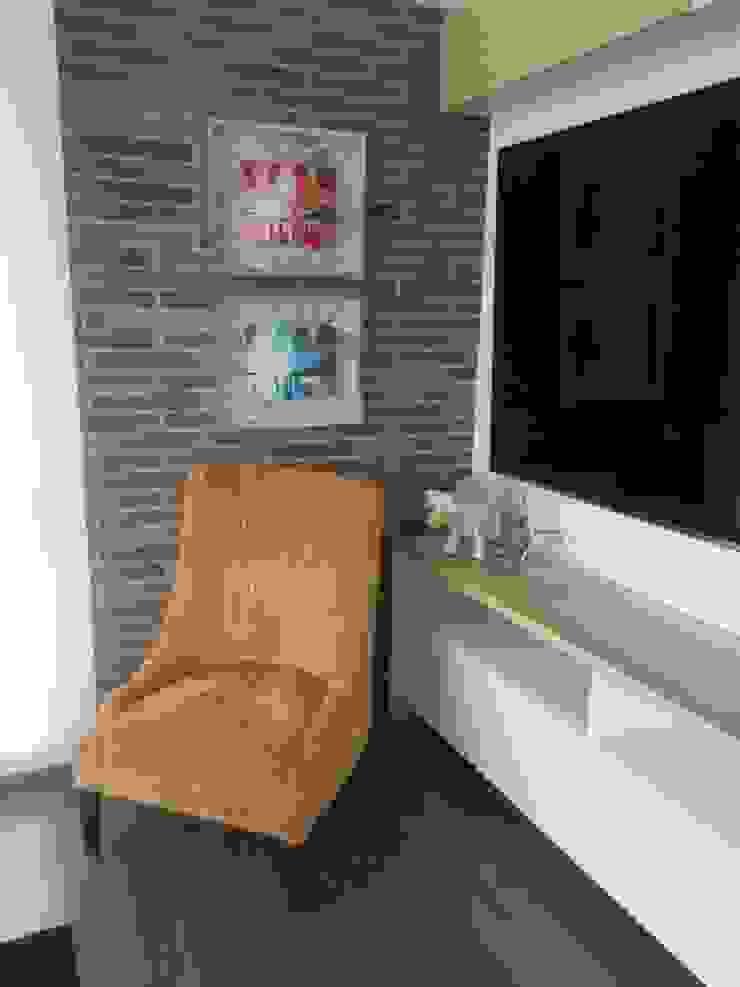 Decoración de interiores, salas y comedores Salas modernas de Omar Interior Designer Empresa de Diseño Interior, remodelacion, Cocinas integrales, Decoración Moderno Aglomerado