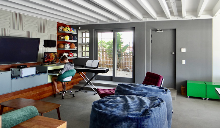 After - A multi purpose entertainment teen space by Turquoise