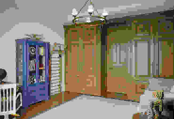 MARION STUDIO Boys Bedroom