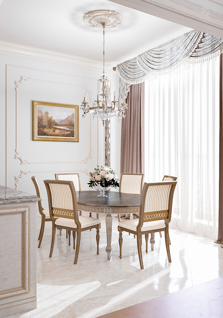 MARION STUDIO Classic style dining room